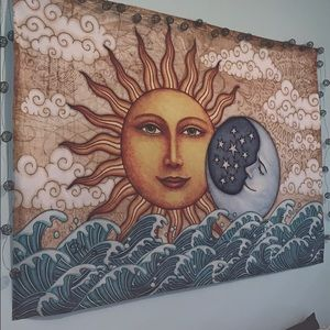 Other - Sun and Moon tapestry !
